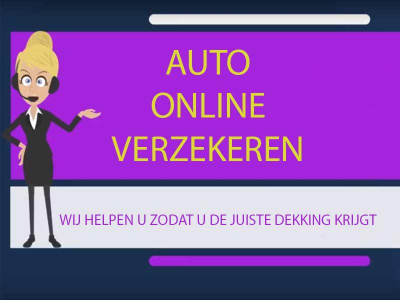 Auto Online Verzekeren