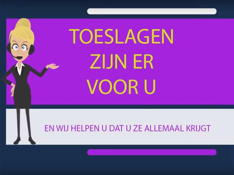 Soorten Toeslagen Nederland