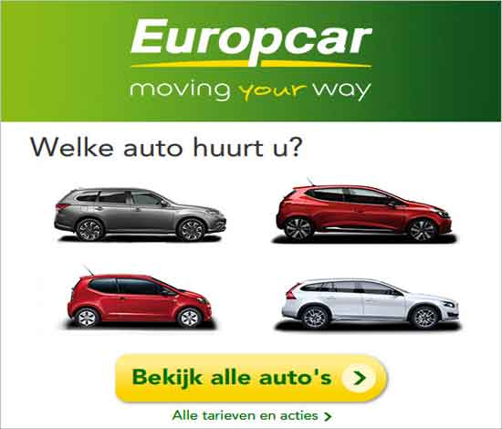 7 Persoons Auto Leasen